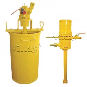 Vikay Pneumatic Cement Injection Pump